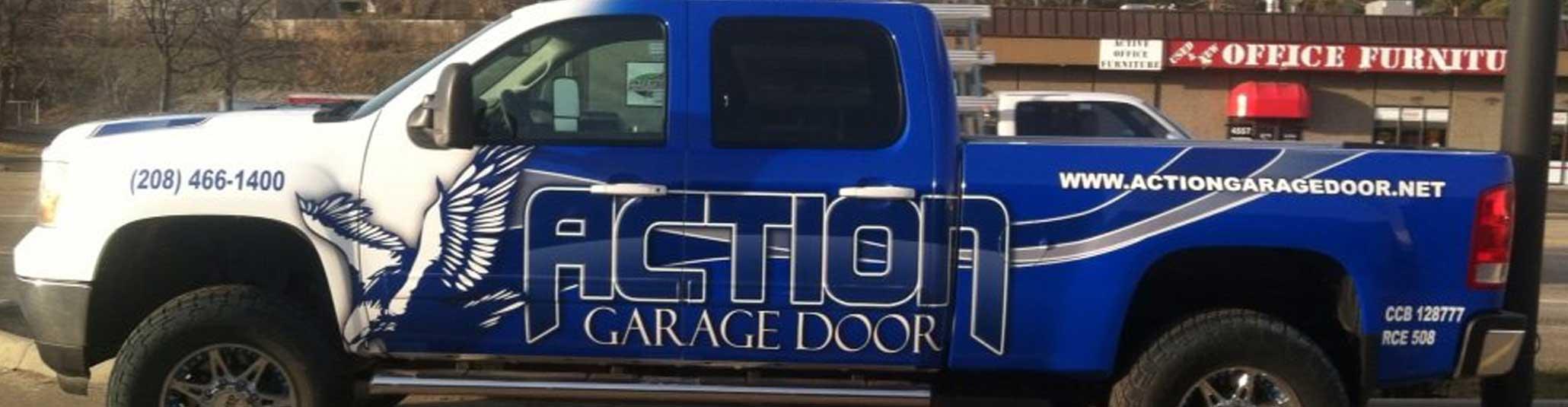 Door Wraps Wrap World Ink Custom Wraps Garden City Id 208 323 2453