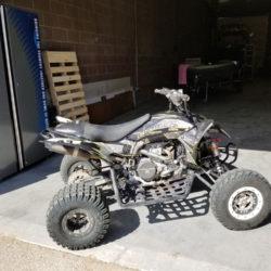 ATV Auto Wrap in Boise