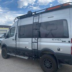 van with wrap